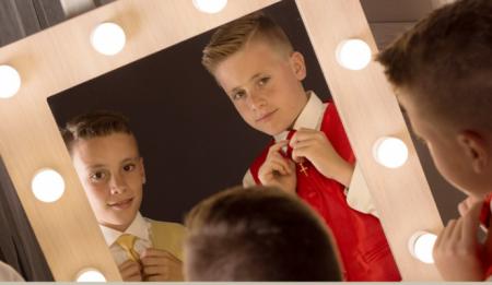 Cómo maquillarse para asistir a una comunión