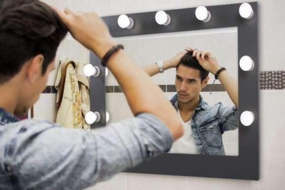 Espejos para hombres